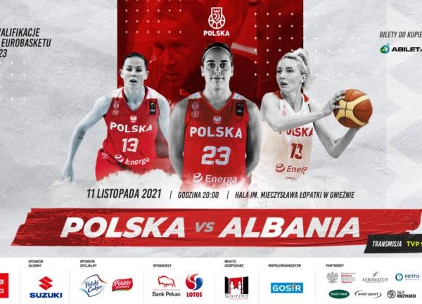 W ramach kwalifikacji do EuroBasketu reprezentacja biało-czerwonych swój pierwszy mecz z...